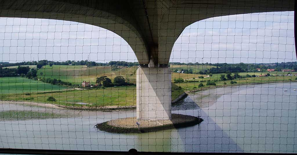 orwell bridge bird control